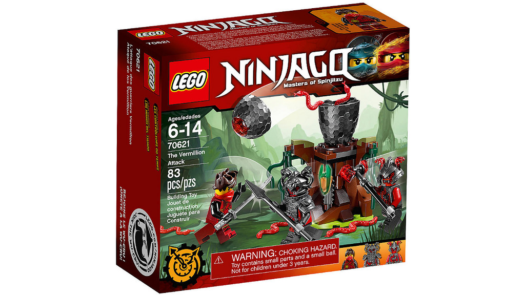 first look at 7 sets for legos ninjago 2017 line news the brothers brick the brothers brick - Nouveau Lego Ninjago