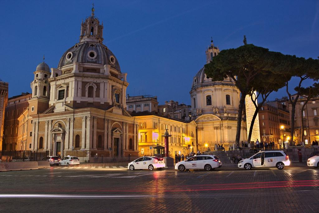 Rome 30324837110_6ca19f747c_b