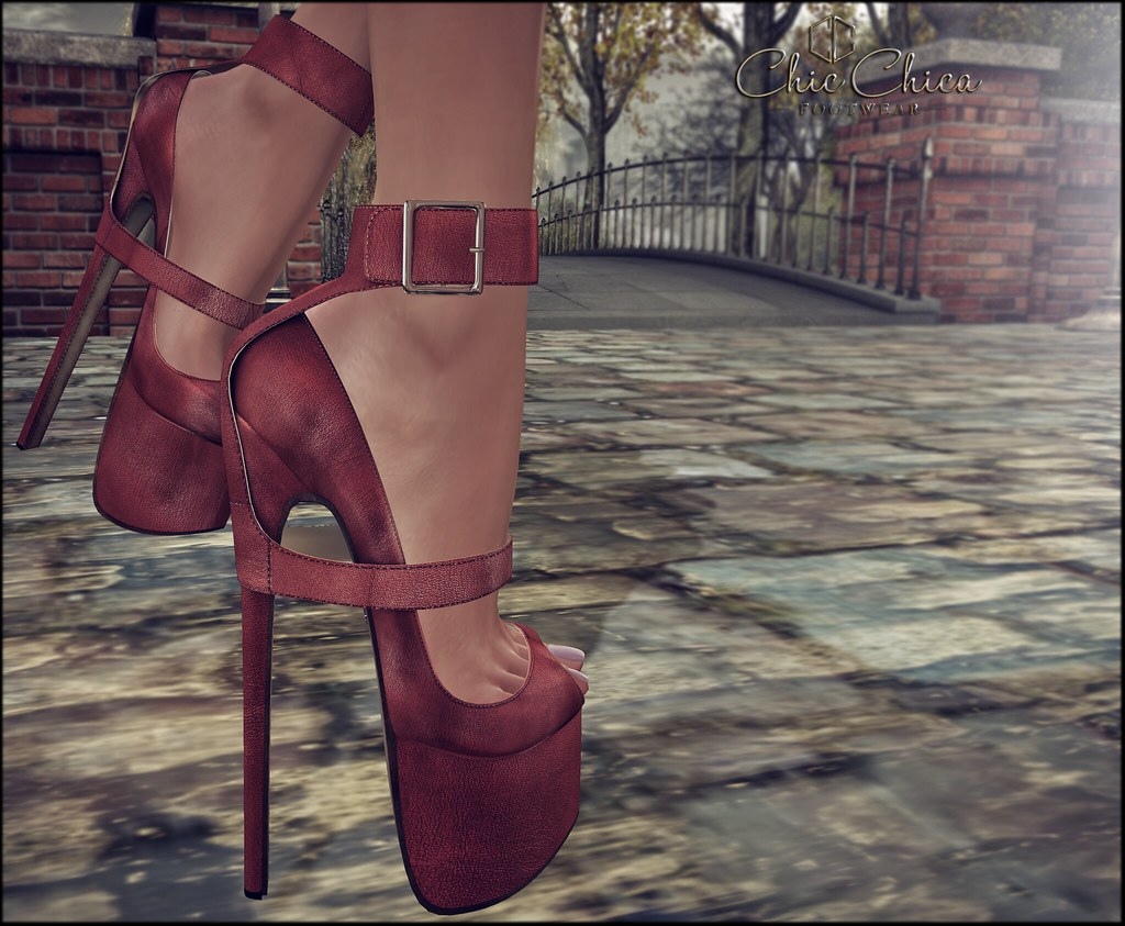 Sandals Max by ChicChica @ The Gacha Garden