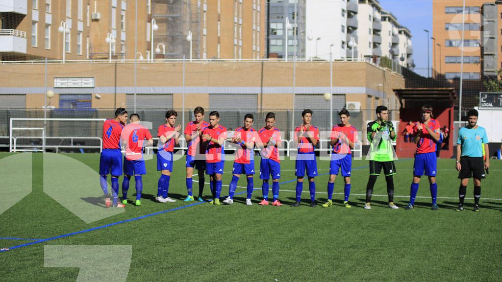 """Cadete. C.F. Torre Levante """"A"""" 0 - 9 Villarreal C.F. SAD """"A"""""""