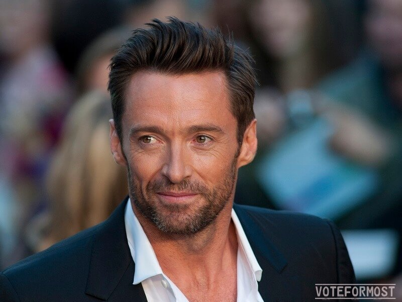 Hugh Jackman - Most Handsome Hollywood Actors 2017 Poll