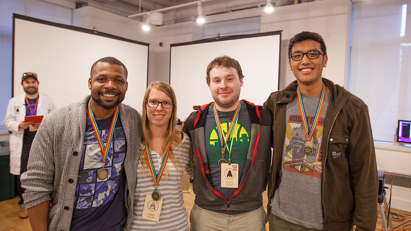 Science Hack Day San Francisco 2016