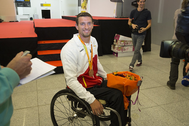 Welcome Paralympic Team Belgium