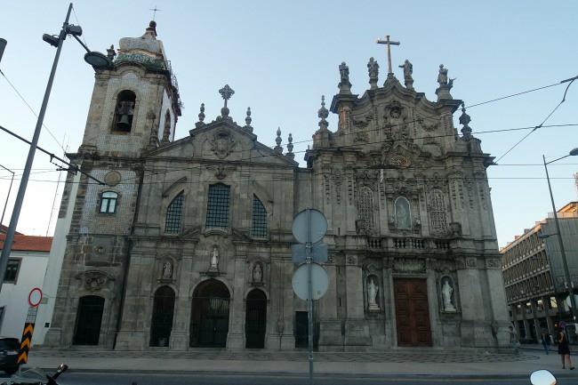 Porto -  Igreja dos Carmelitas e Igreja do Carmo