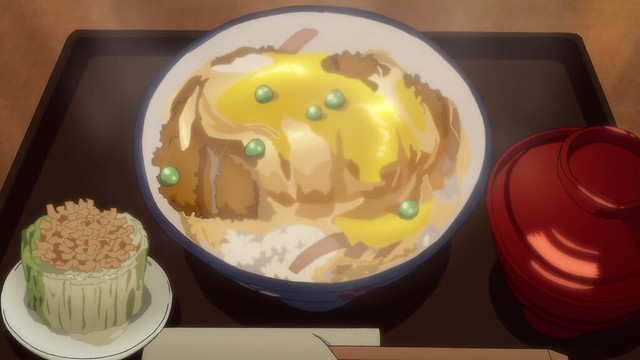 Yuri on ice - katsudon