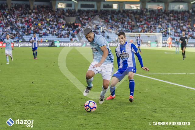 Temporada 16/17. Celta - Deportivo