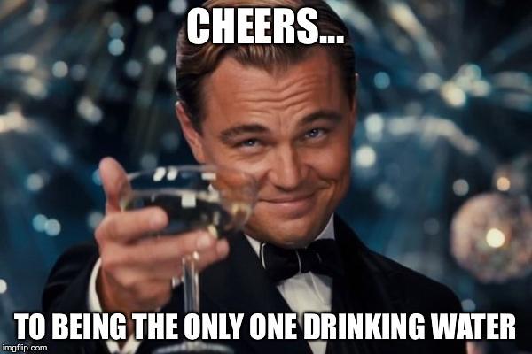 cheers sober