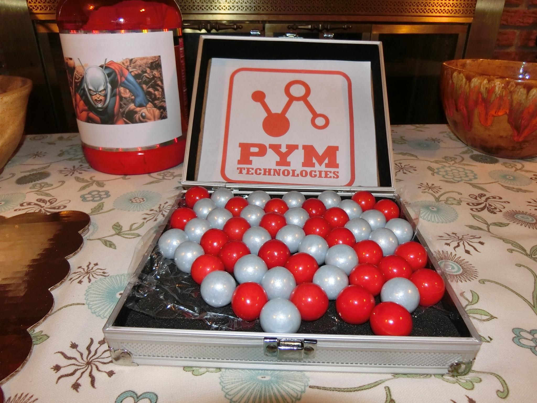 Pym Particle Gum Balls