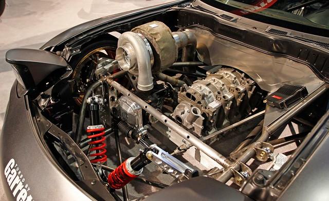 Quad-Rotor Mazda RX-7