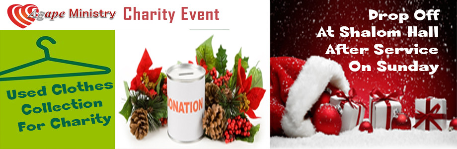 agape christmas charity web