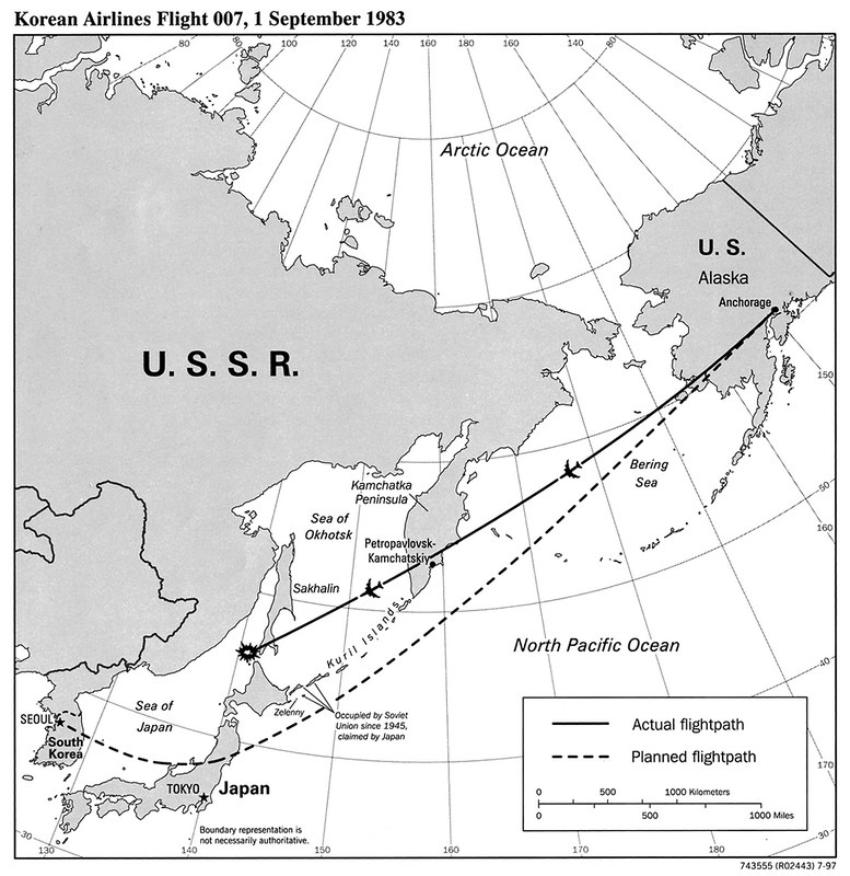 1997 Korean Airlines Flight