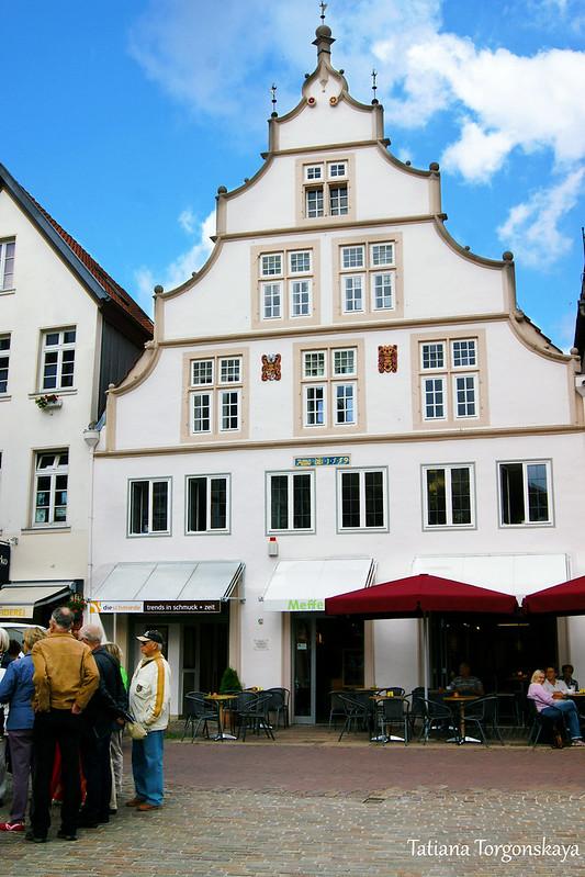 Дом на Рыночной площади