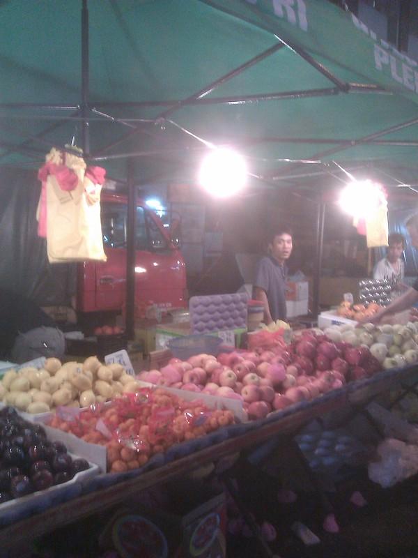 Pasar Malam - Fruits
