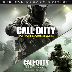Call of Duty: Infinite Warfare Digital Legacy