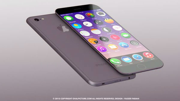 iPhone 8 with curved OLED screen may be coming new year