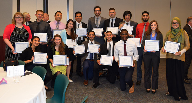 CEPAC Scholarship Reception and Awards Dinner 2015
