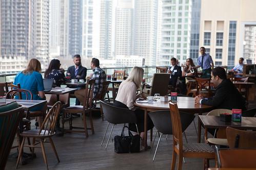 MTM Dubai - LinkedIN and Facebook