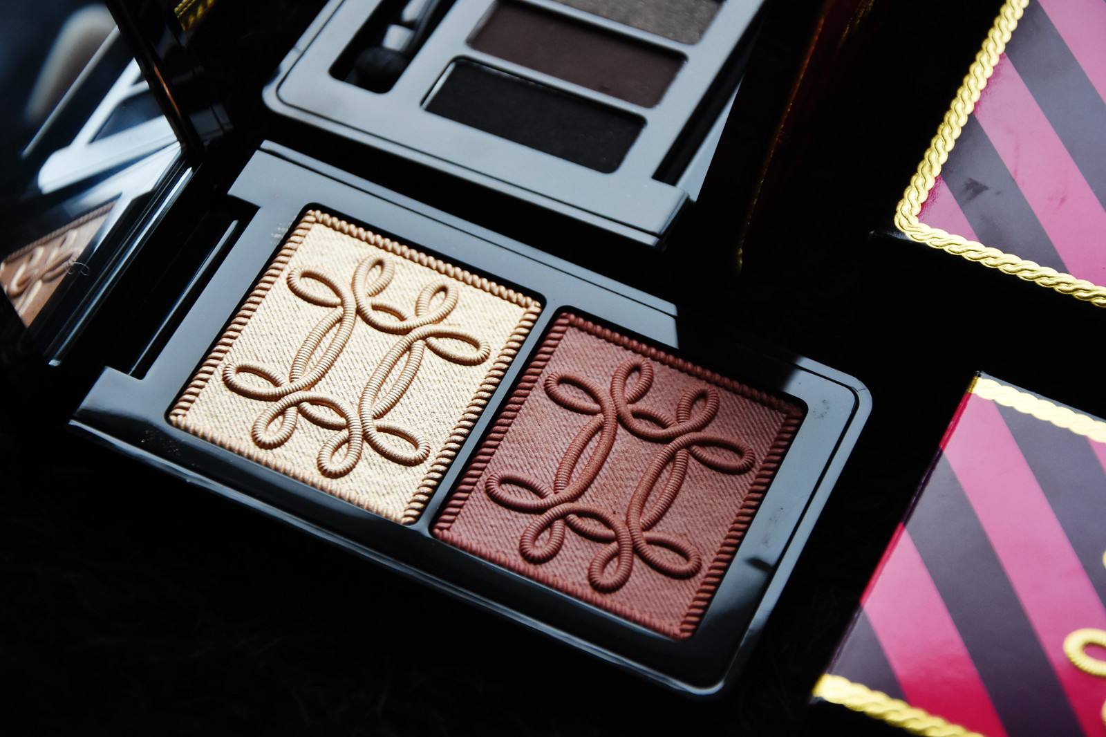 MAC Nutcracker Sweet Copper Face review