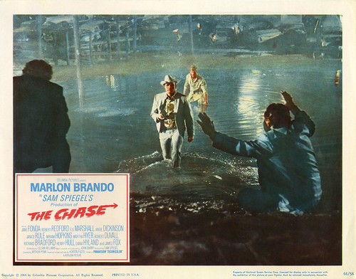 The Chase - 1966 - Lobbycard 4