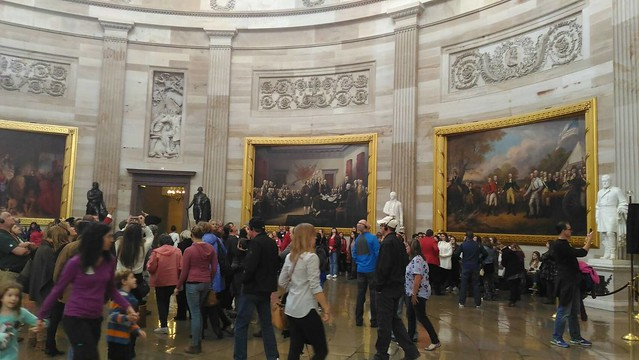 參觀美國國會 (4)