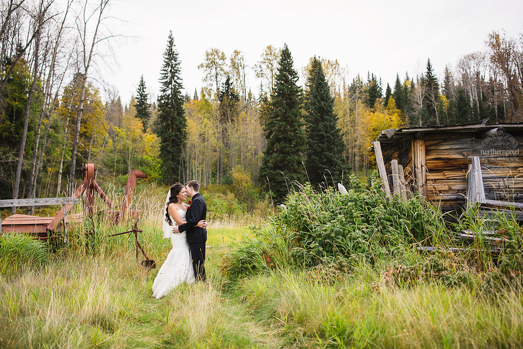 Prince George Wedding at Huble Homestead