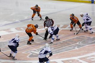IceBucks vs Sakhalin (2016/10/8)