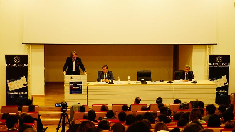 Conferinta Arbitrajul Intern si International, Craiova 16 nov 2016