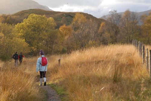 West Highland Way October 2016