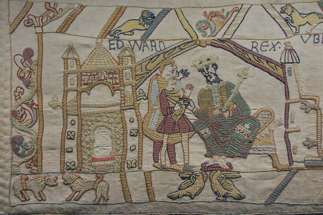 Reading's Copy of the Bayeux Tapestry