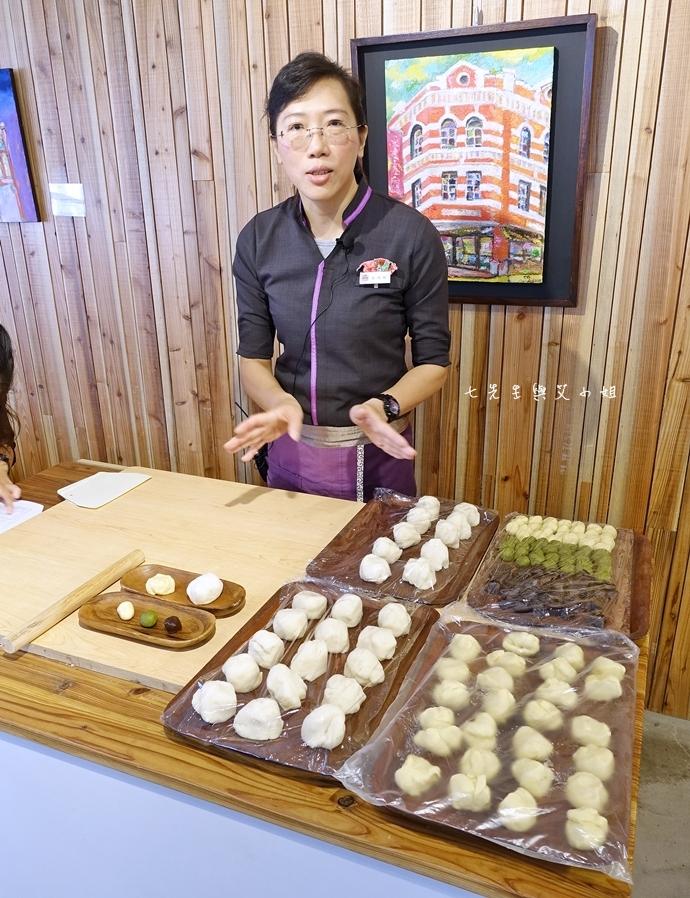 18 李亭香 平西餅 手做課程體驗 餅藝學院