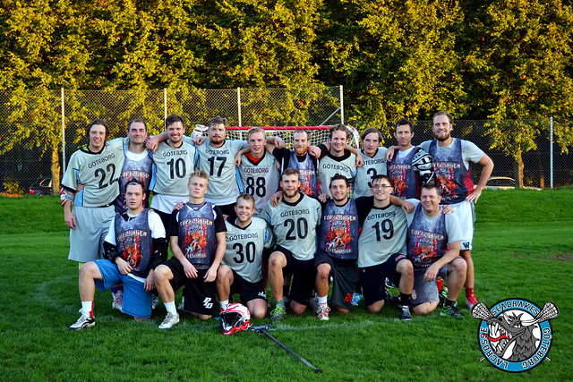 Goteborg Lacrosse Winners Filthy Birds 2015 002