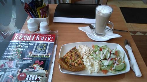 Feeling better, after late breakfast 😃 #thesnugkitchen #Dunshaughlin