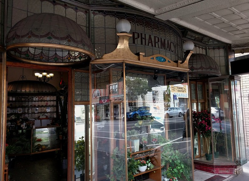 Former Brinsmead's Pharmacy, Ripponlea