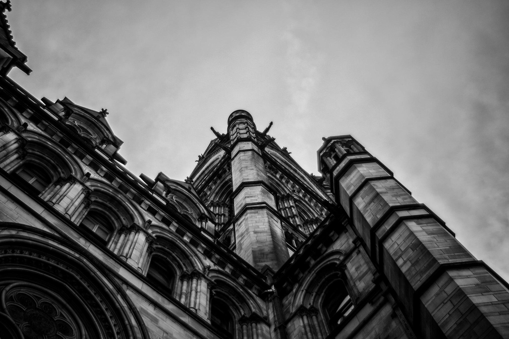 Manchester Gothic