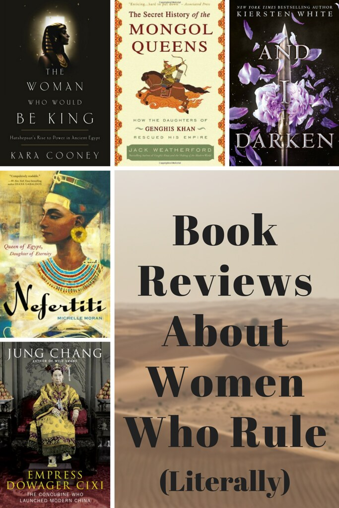 Book ReviewsWomen Who Rule