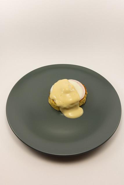 Eggs Benedict Dessert