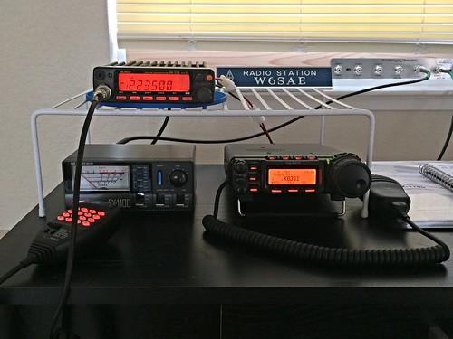 W6SAE Radio Shack