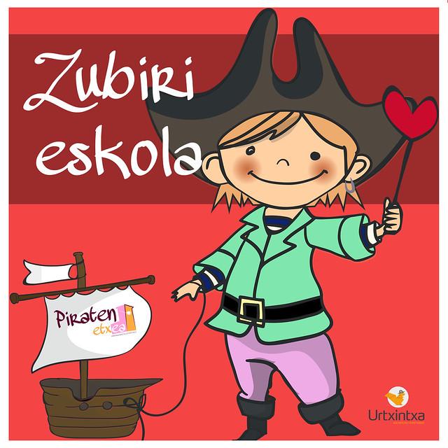 Pirata Egonaldiak- Zubiri eskola 2016/10/17-2016/10/19