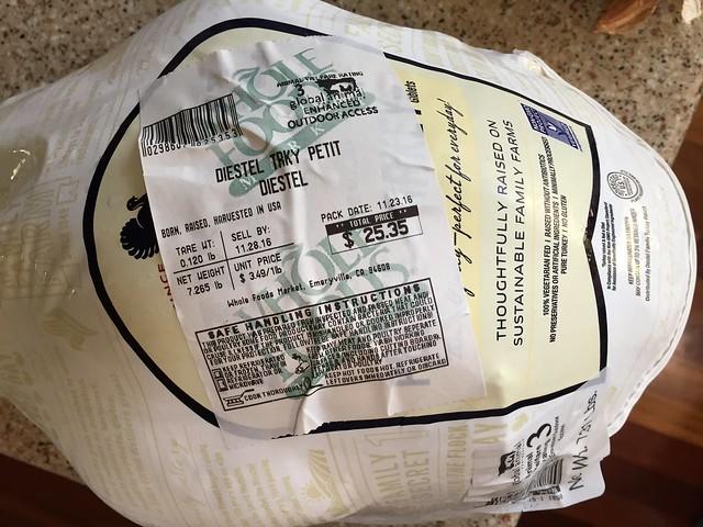 Diestel Petite Turkey