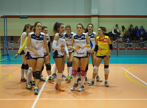 VIVIGAS Arena Volley - Laguna Volley