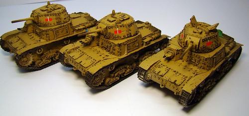 Bolt Action - Panzerbrigade Centauro