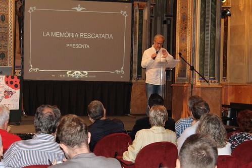 20161027 Dia Mundial del Patrimoni Audiovisual i Obertura Festival Cinema Ciutadà Compromés 2016
