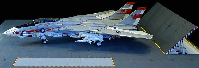 F-14A Tomcat Side