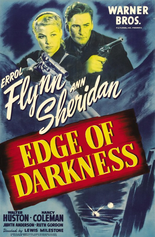 Edge of Darkness - 1943 - Poster 1