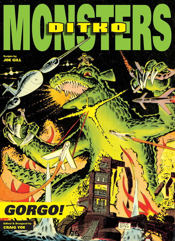 Ditko-Monsters-Gorgo