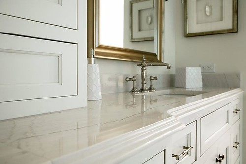 Cambria Ella Master Bath Countertops By Atlanta Kitchen