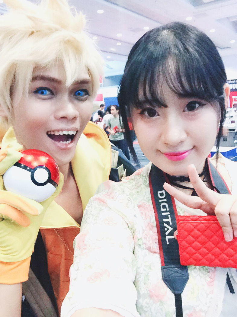 Cosplay Mania 2016 | chainyan.co