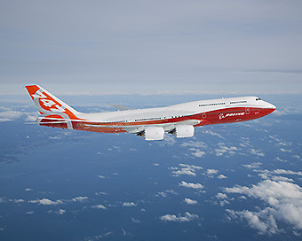 Boeing 747-8 Intercontinental (Boeing)