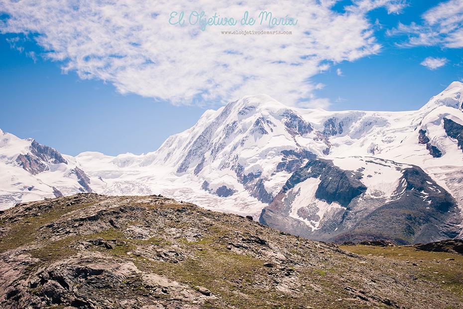 Glaciares Zermatt
