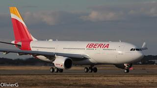 A330-202 Iberia MSN1747 F-WWYA (EC-MME) - TLS